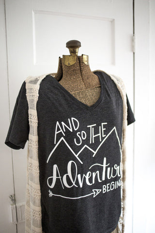 Adventure T-shirt - LatchCo - 1