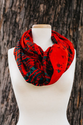 Angie Scarf - Holly and Pine - LatchCo - 1
