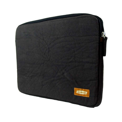 Laptop Case - Charcoal Canvas - LatchCo - 1