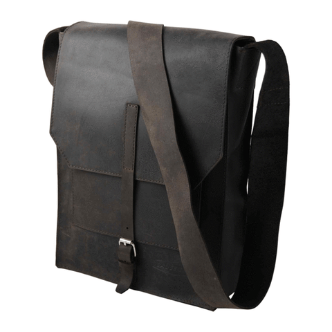 Messenger Bag - Leather - LatchCo - 1