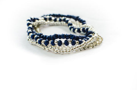 Ana Stackable Bracelets - LatchCo