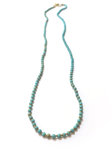 Atlas Turquoise Necklace - LatchCo - 1