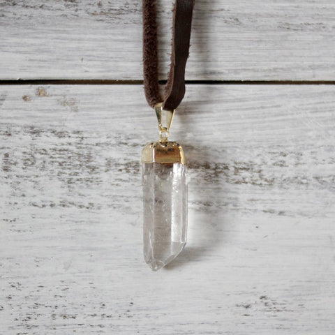 Crystal Necklace - LatchCo - 1