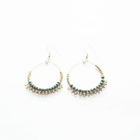 Ana Earrings - Mint - LatchCo - 1