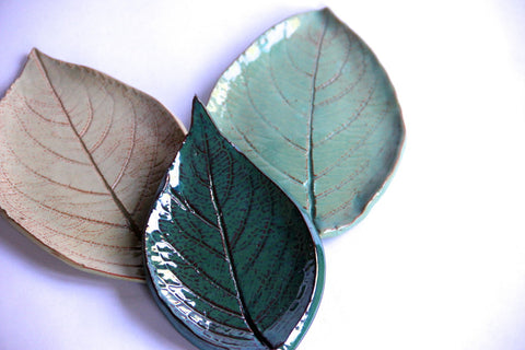 Leaf Soap Dish - Bundle of 3 - LatchCo - 1