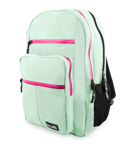 The Original Backpack - Mint with Fuchsia - LatchCo - 1