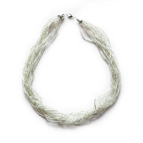August Braided Necklace - LatchCo - 1