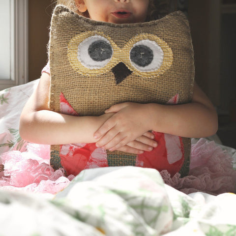 Owl Pillow - LatchCo