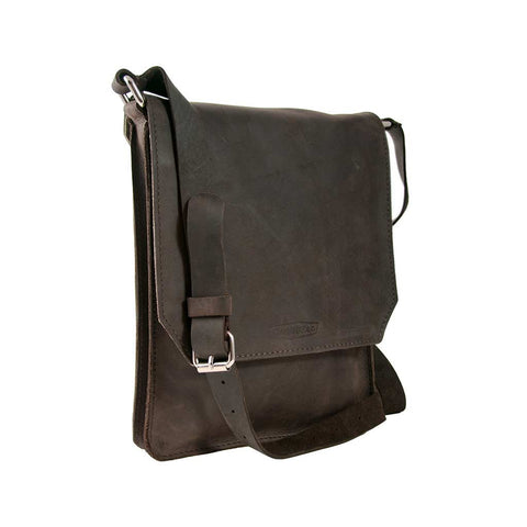 Leather Shoulder Bag - LatchCo - 1