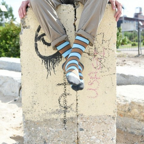 Socks to Give Clean Water - Stripes