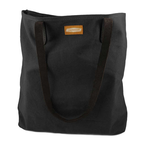 Canvas Tote - Burnt Orange - LatchCo - 3