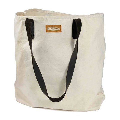 Canvas Tote - Natural - LatchCo