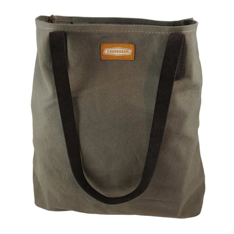 Canvas Tote - Burnt Orange - LatchCo - 6