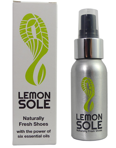 Lemon Sole Shoe Spray