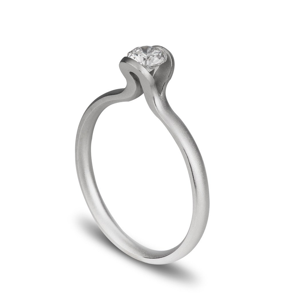 Lotus by Niessing Niessing Engagement Ring Niessing