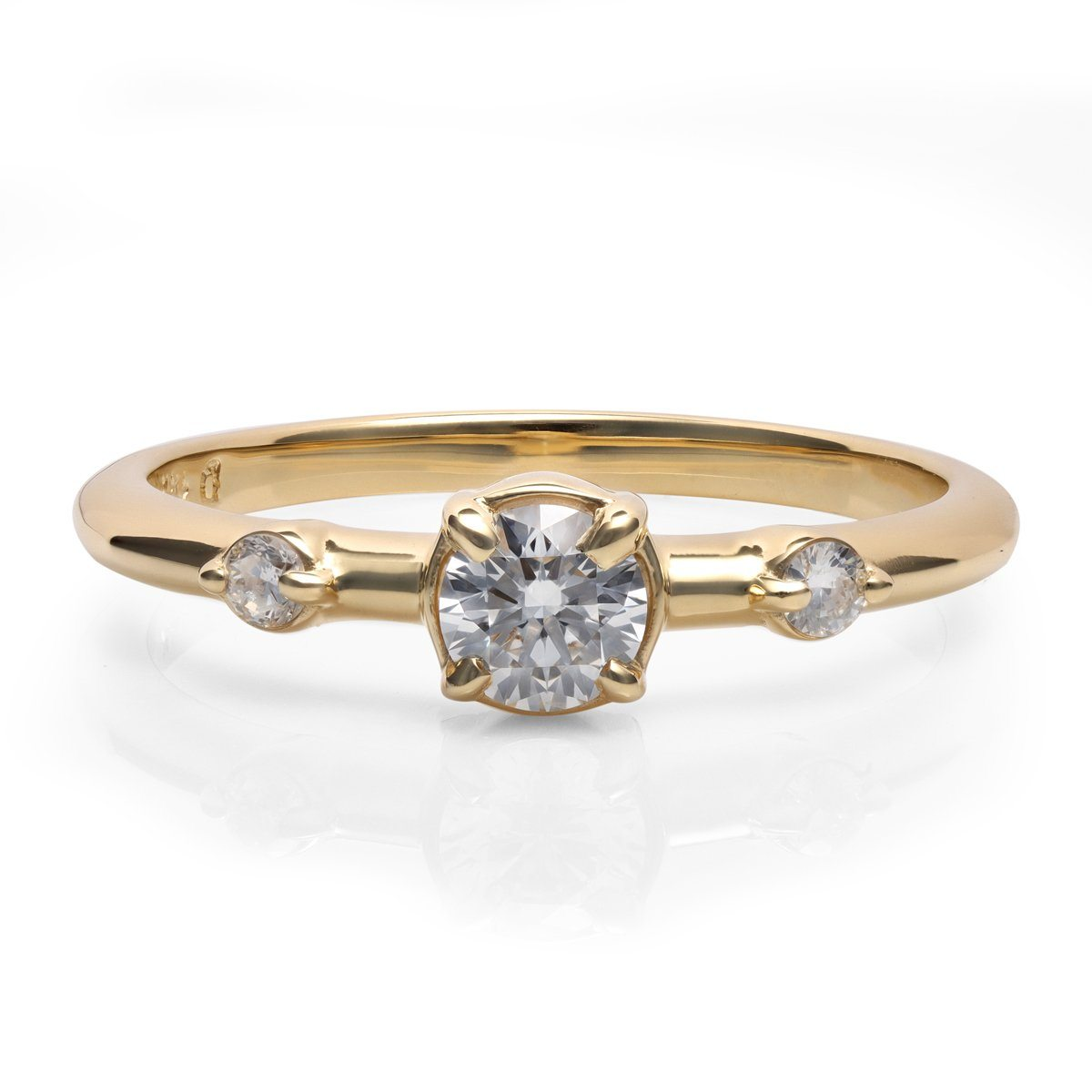 Monroe Diamond Ring Diamond Engagement Ring Davidson Jewels