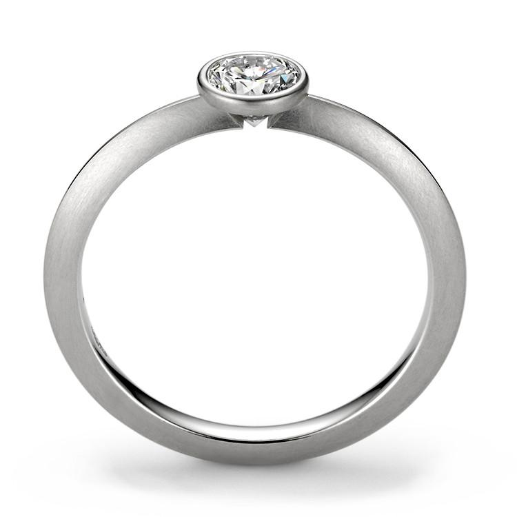 Stella by Niessing Niessing Engagement Ring Niessing 6.25 Platinum