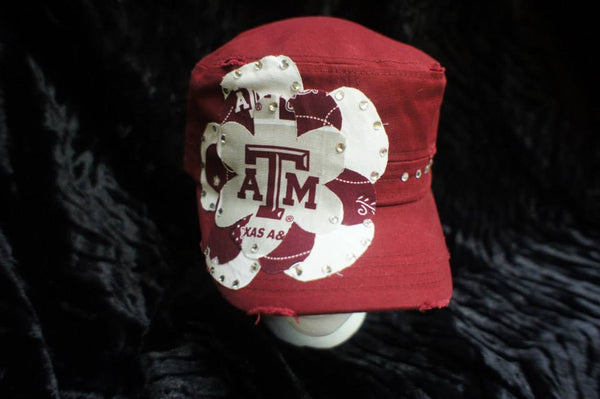 Texas A&M Maroon Cap