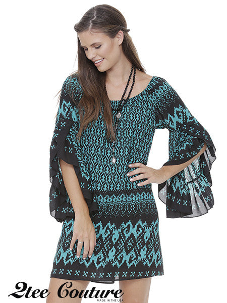 Becca Tribal Dress