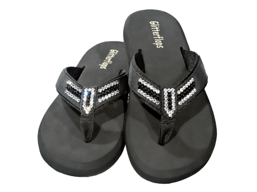 Black Tie Affair Flip Flop