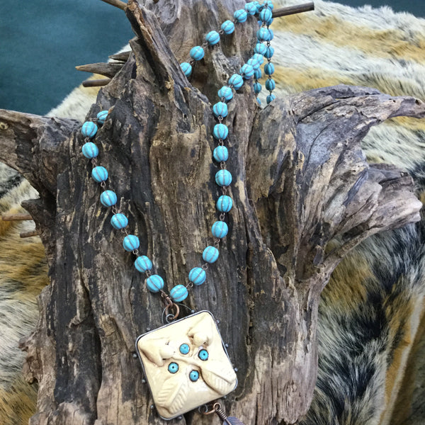 """Call of the Wild"" Necklace"
