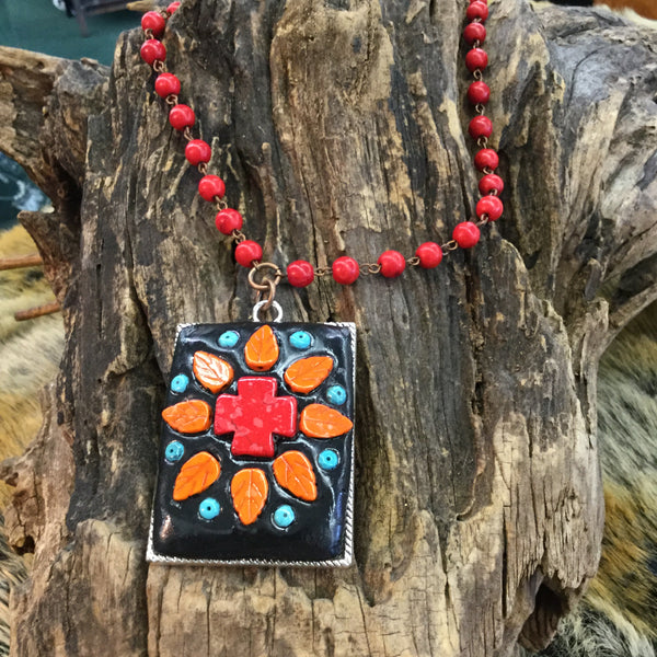 """Tuscan"" Necklace"
