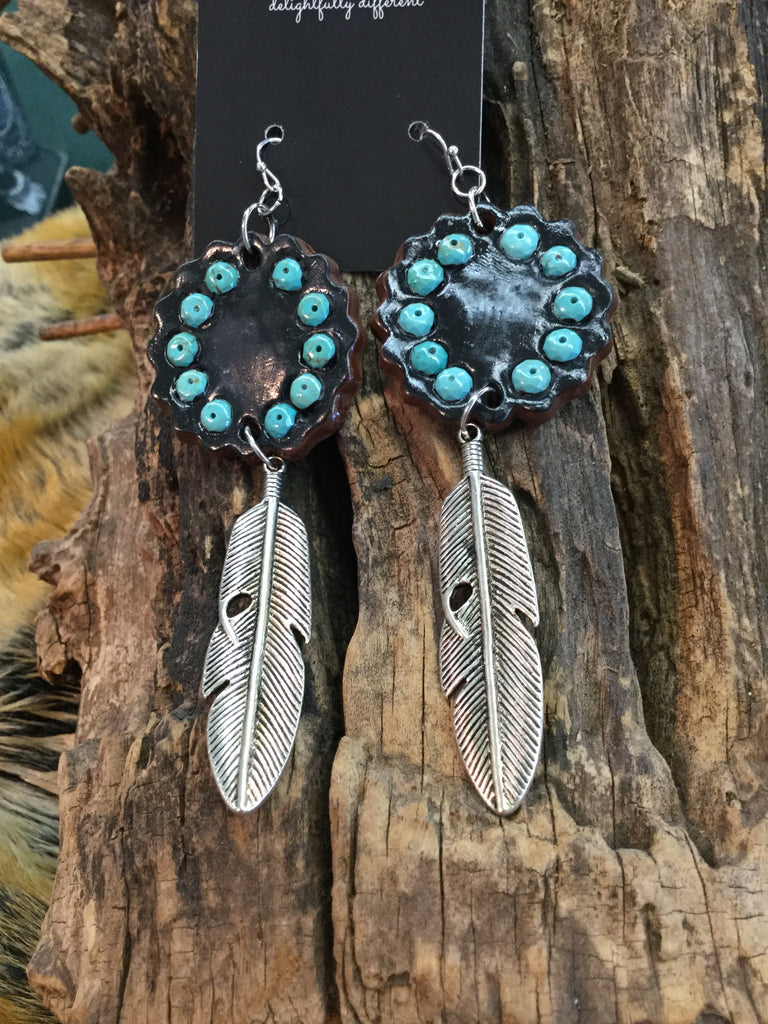 """San Juan"" Earrings"