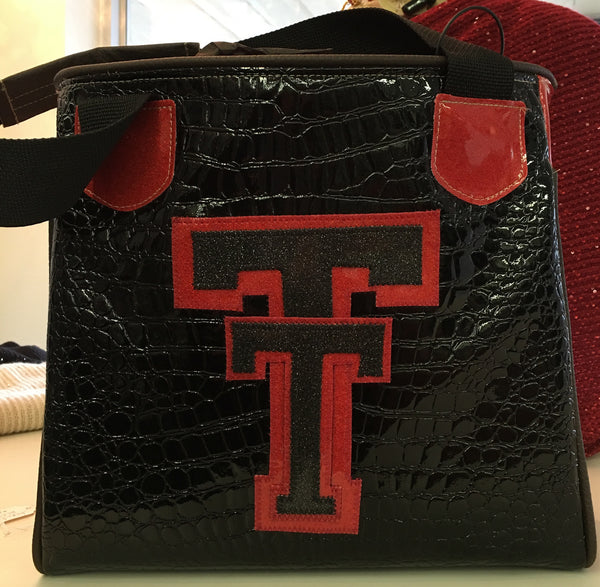 Texas Tech Handbag