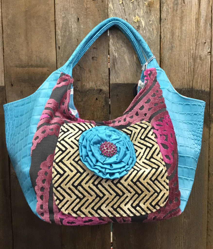 """Lilly"" Large Bag"