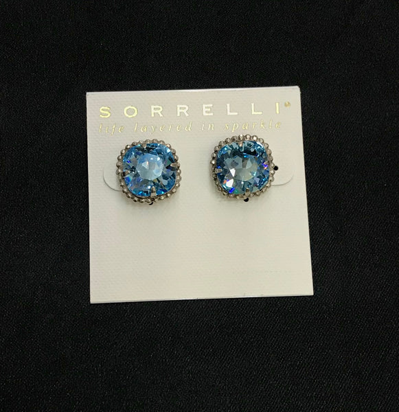 """Aquamarine"" Earrings"