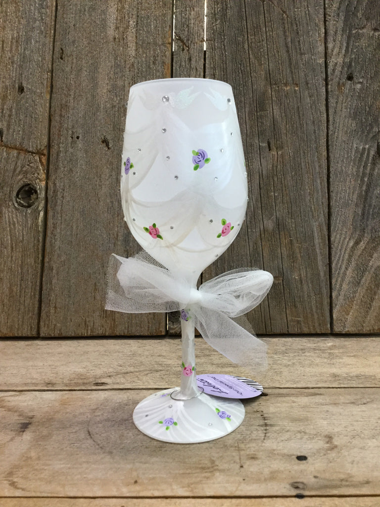 Our Special Day Wine Glass