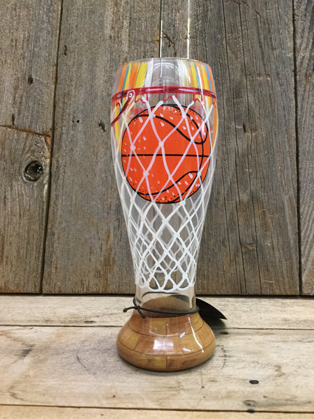 Slam Dunk Pilsner Glass