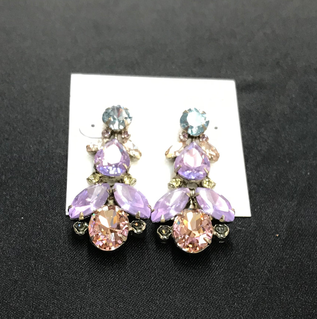 """Lilac Pastel"" Earrings"