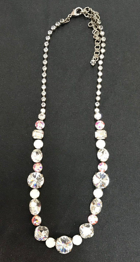"""White Bridal"" Necklace"