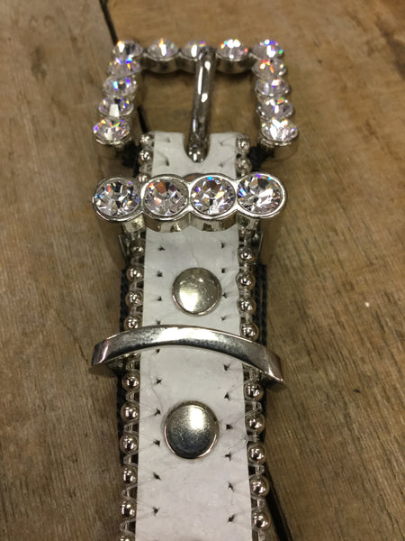 Dog Collar with Swarovski Crystals