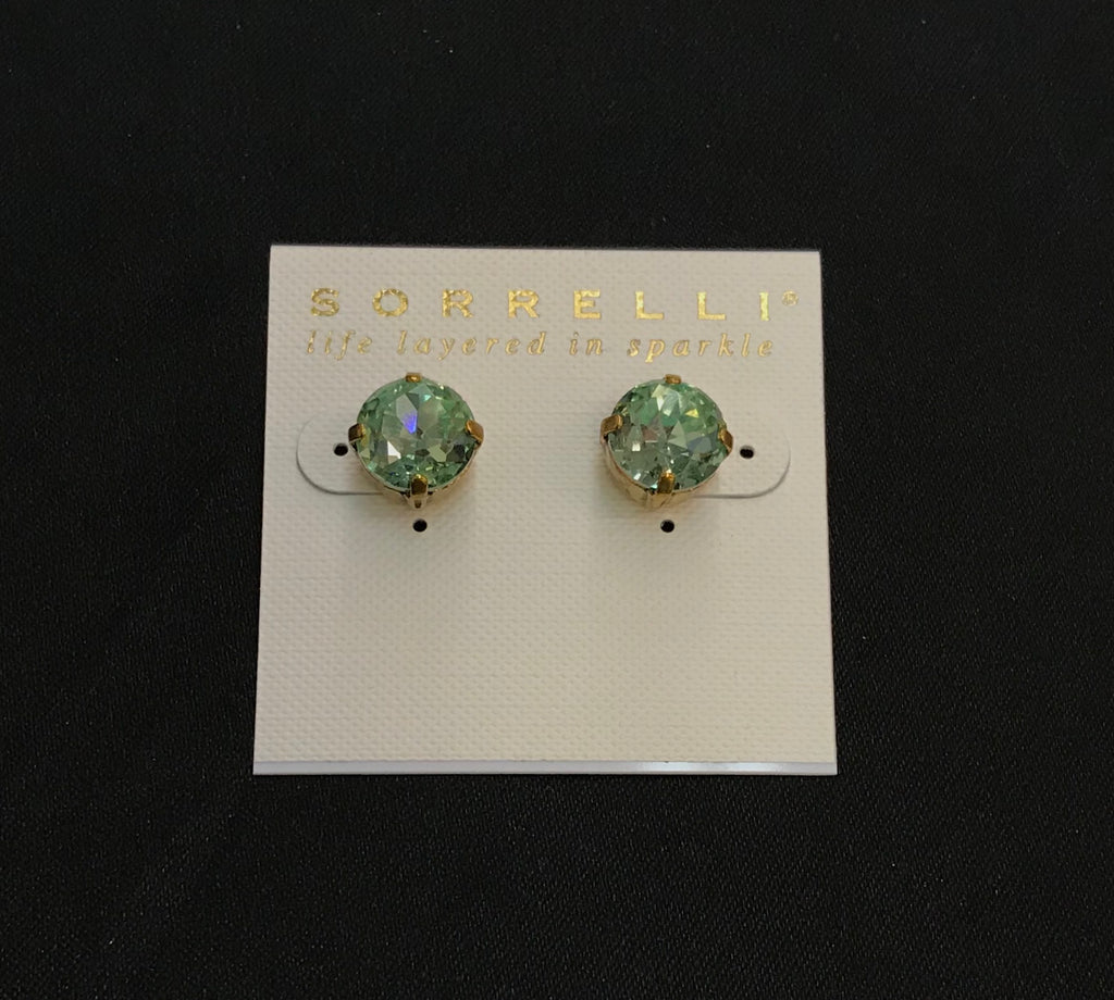 """Mint"" Earrings"