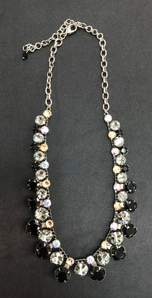 """Evening Moon"" Necklace"