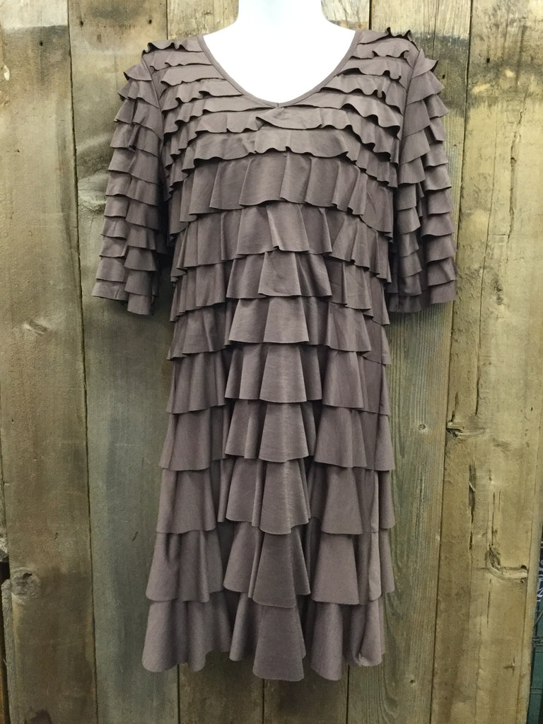 Chocolate Salt Dress