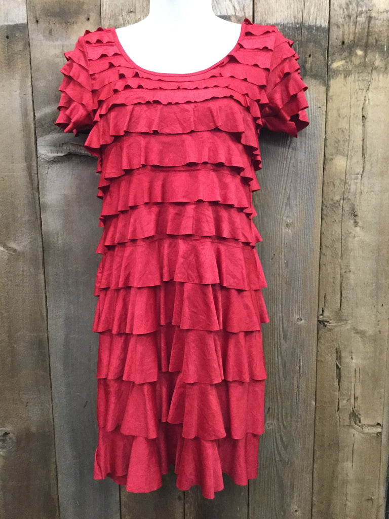 Red Crush Dress