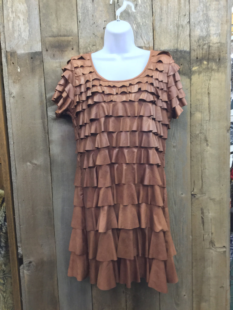 Copper Aged Dress