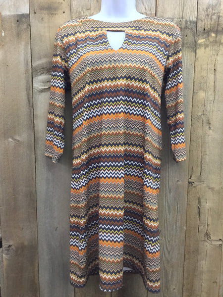 Autumn Missoni Dress