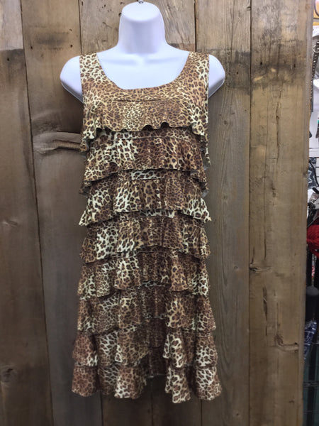 Animal Crush Dress