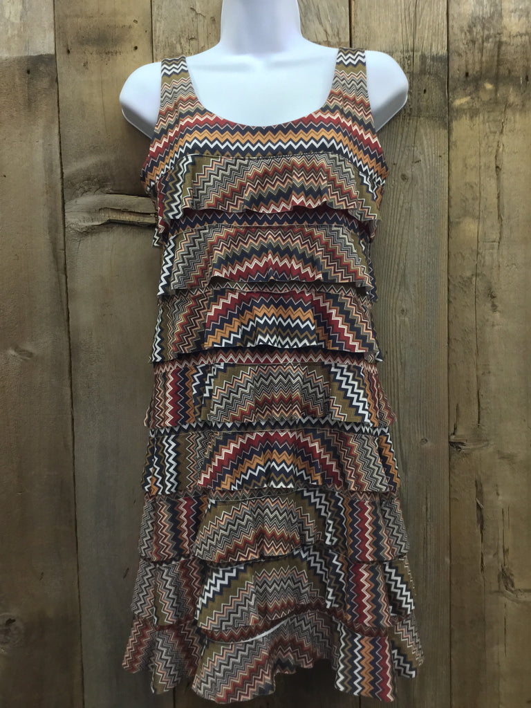 Army Missoni Dress