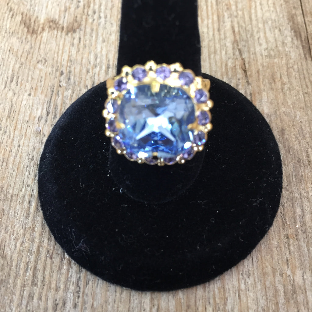 """Sweet Sapphire"" Ring"