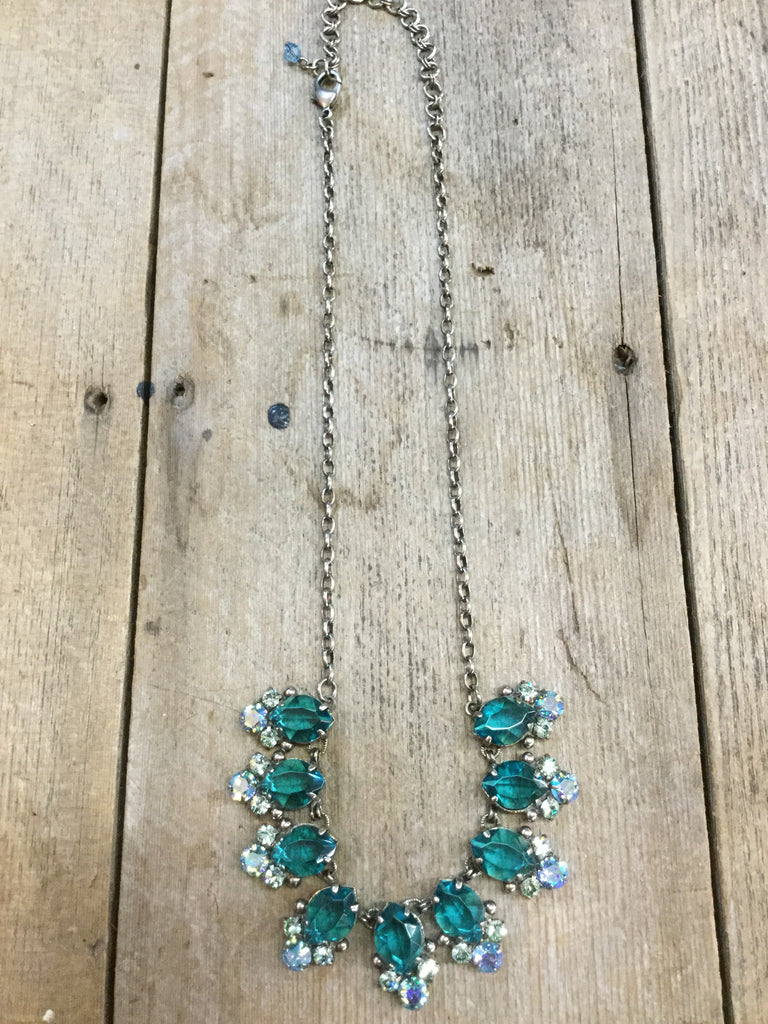 """Sea Glass"" Necklace"