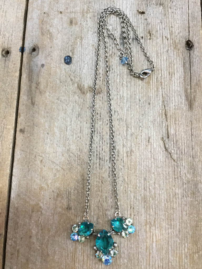 SL245 Sea Glass Necklace