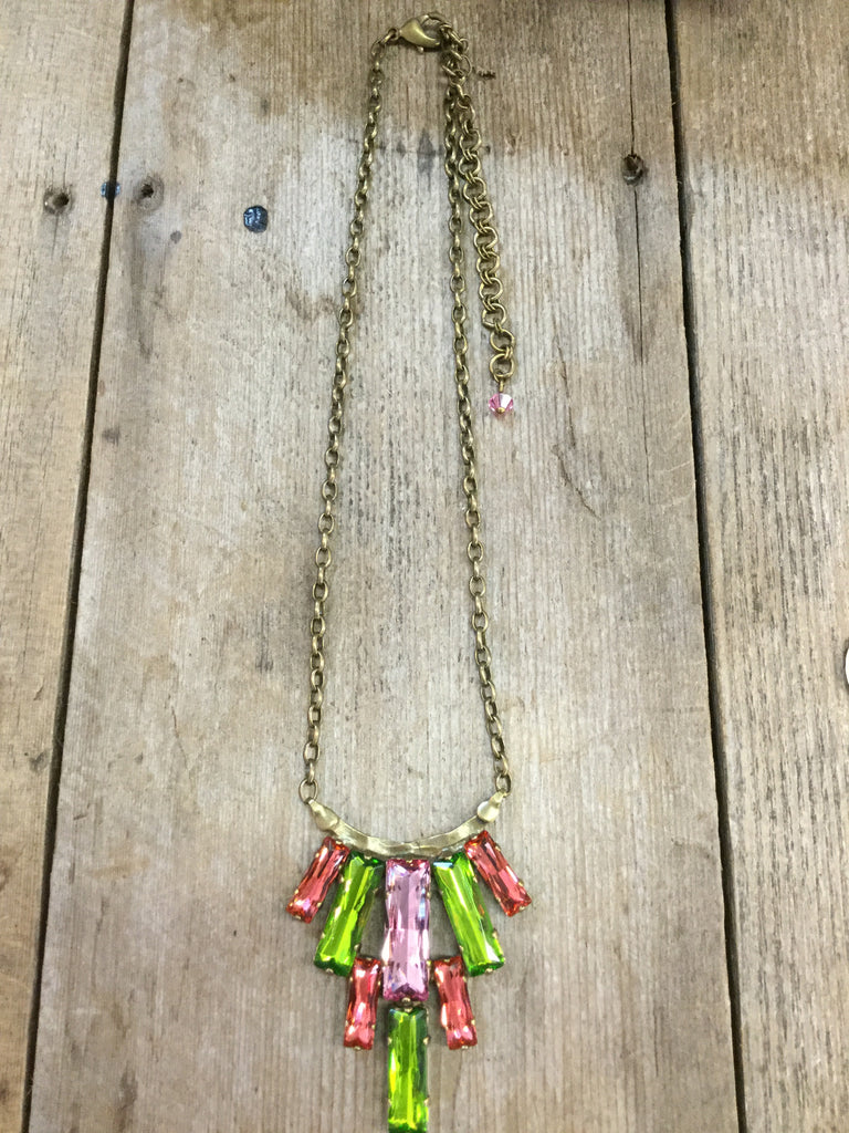 SL250 SL251 Juicy Fruit Necklace