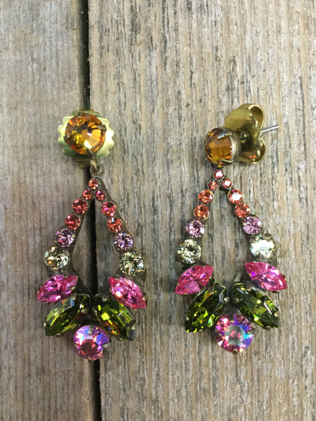 SL679 Juicy Fruit Earring