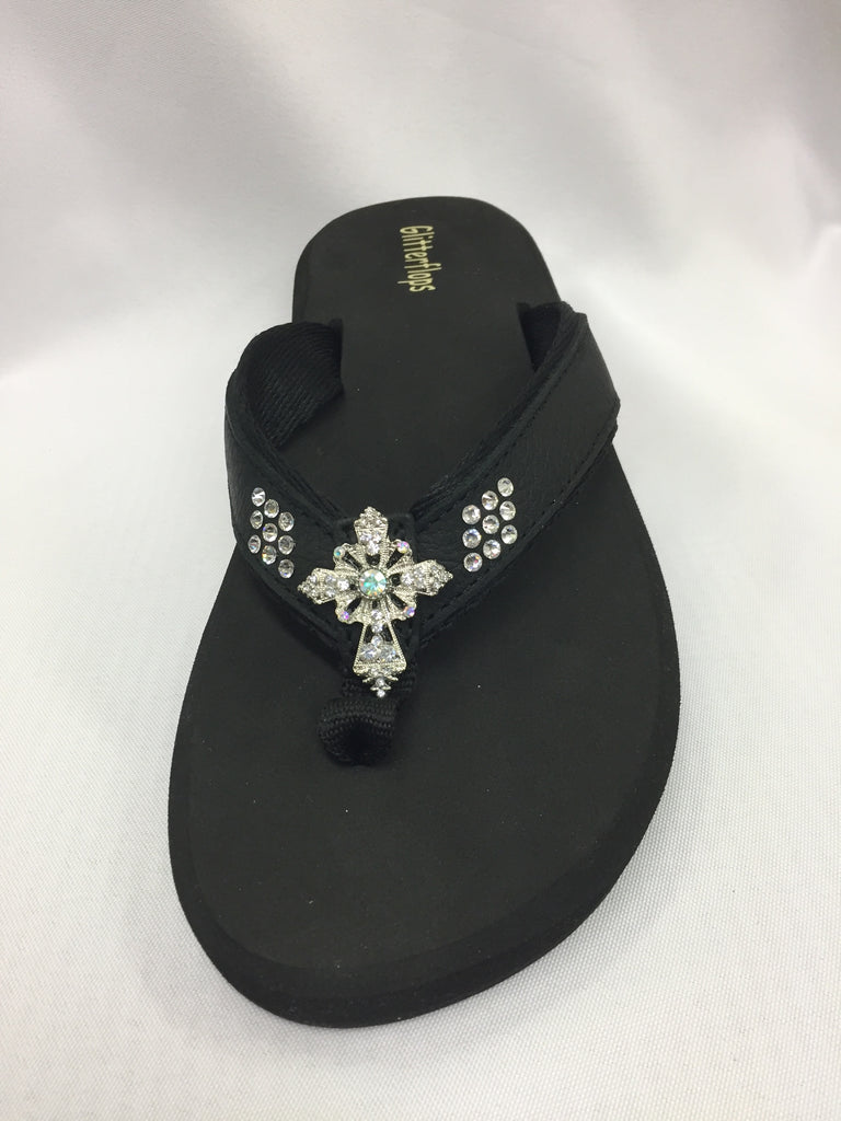 Cross - Crystal 2nd Series Flip Flops