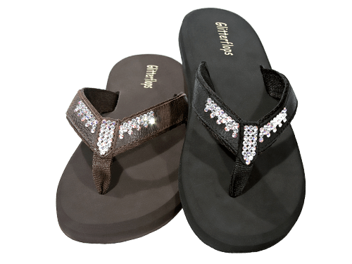 Retired - Lace Flip Flop